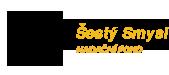 Logo Nadační font šestý smysl