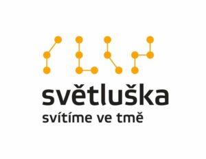 Logo -  Nadačního fondu Českého rozhlasu Světluška